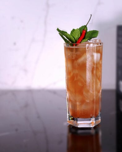 the rising sun cocktail
