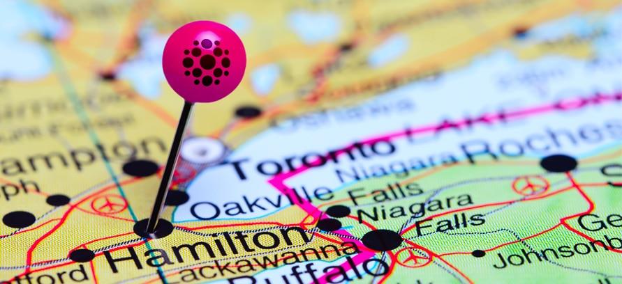RISE Kombucha Toronto Map